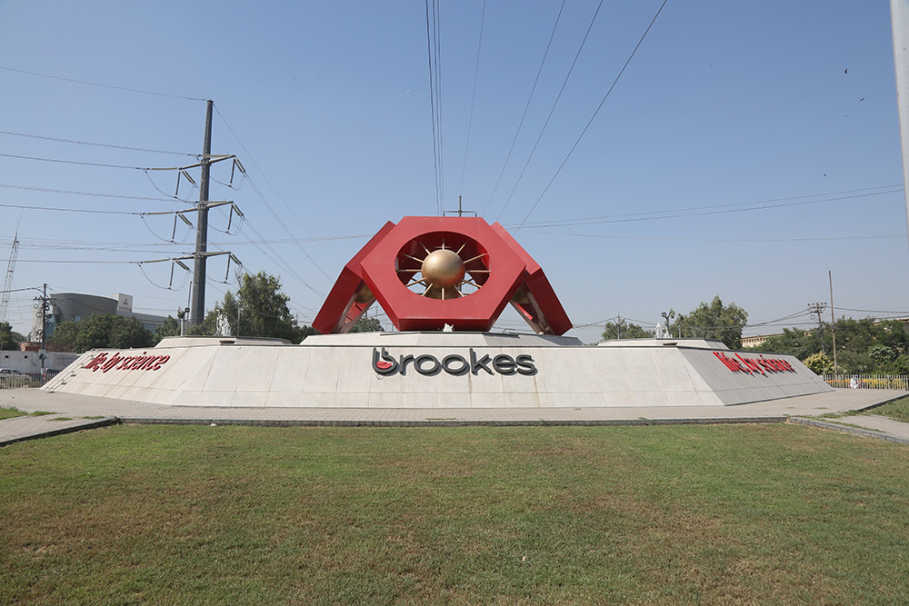 Brookes Roundabout